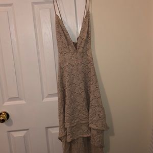 BRAND NEW Charlotte Russe lace dress